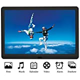 Digitaler Bilderrahmen 1920x1080 HD 10 Zoll Full-IPS-Display...