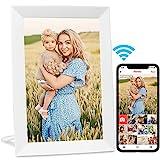 AEEZO WiFi Digitaler Bilderrahmen 9 Zoll IPS Touchscreen,...