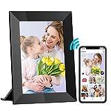 Hyjoy Digitaler Bilderrahmen WLAN 8 Zoll, Smart WiFi...