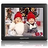 Digitaler Bilderrahmen, APEMAN 8 Zoll 1280x800 HD 4:3 LCD...